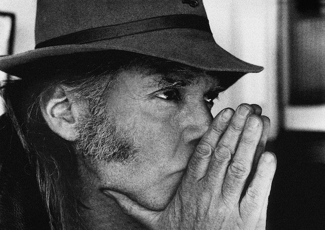 Neil Young, photo by Pegi Young