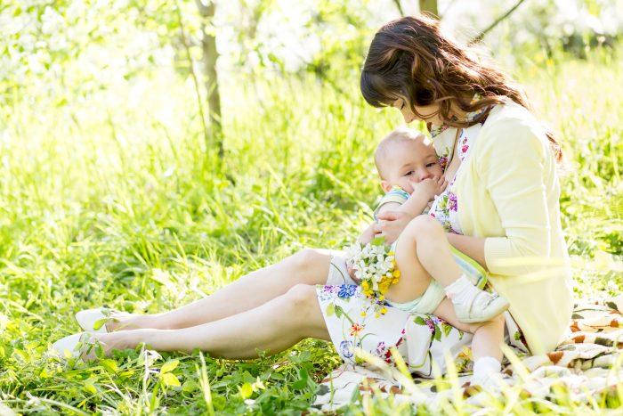 Breastfed Babies Have Fewer Antibiotic-Resistant Bacteria in Their Guts