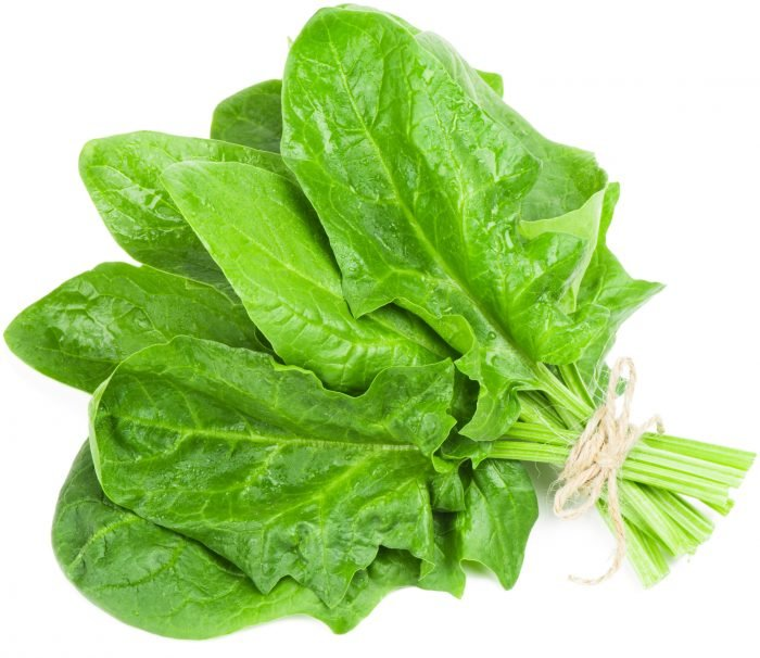 how to clean spinach from pesticides