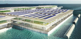 Here's What Happens When Floating Farms Meet Solar Power