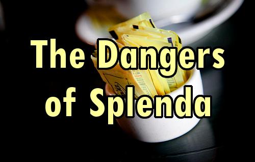 Splenda dangers