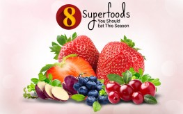 8 Superfoods You Should Eat This Season