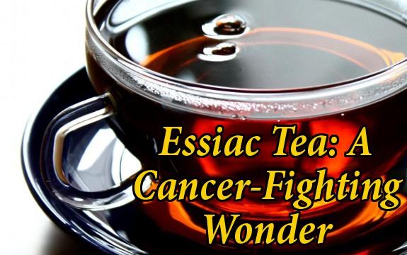 essiac tea benefits
