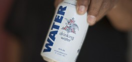 Big Beer Company Cuts Production to Provide Water to Storm Victims