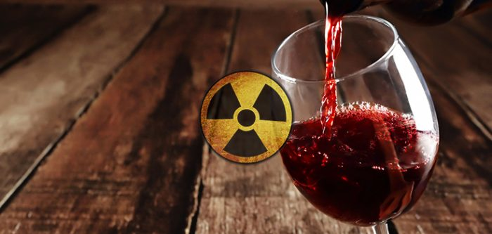 cesium 137 wine
