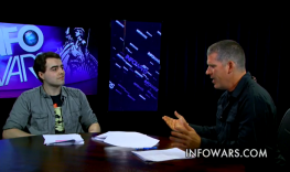 Anthony Gucciardi on The Alex Jones Show: Monsanto's Cover-Up