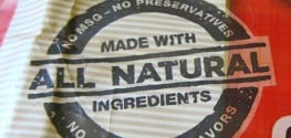 "Tell the FDA What ""Natural"" Should Mean for Food Products"
