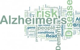 Causes of Alzheimer's