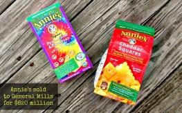 Annie's food brand