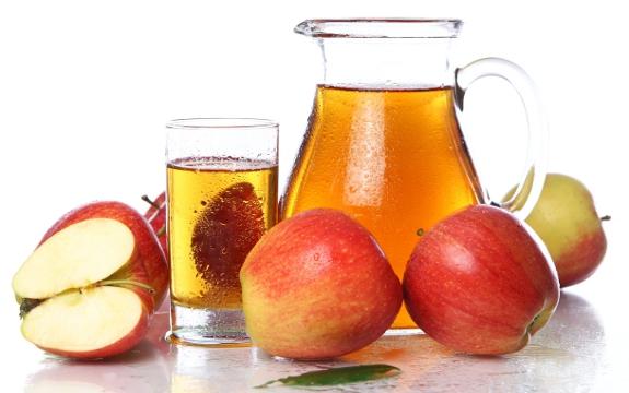 Natural cures with apple cider vinegar