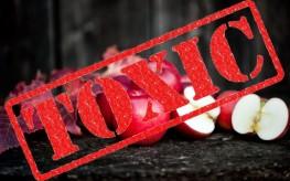 toxic apples
