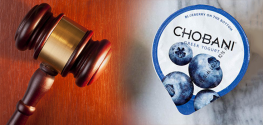 Judge Tells Chobani to Pull Misleading Ads Calling Out Dannon and Yoplait