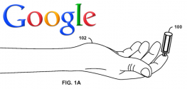 "Google Files Patent for ""Needle-Free"" Glucose Testing Technology"