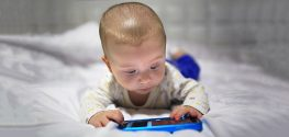 Could Staring at a Screen Ignite Speech Delays in Toddlers?