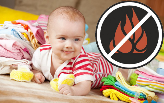 baby flame retardants