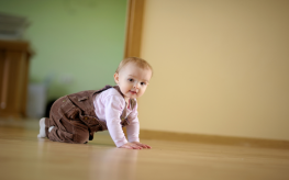 Vitamin D Deficiency in 1/4 Toddlers Could Delay Walking