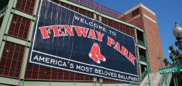The Home of the Red Sox Just Went Organic