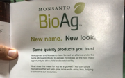 Business Owner Says Monsanto Using Natural Agriculture Company Name to Push Agenda