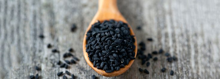 black seed (Nigella Sativa)