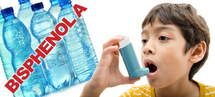 bpa and asthma