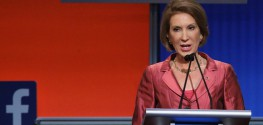 "Presidential Candidate Carly Fiorina: ""Vaccines Should be Parents' Choice"""