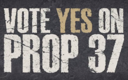 vote yes prop 37