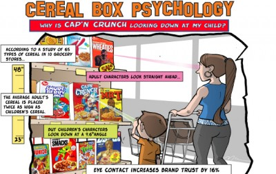 cereal marketing