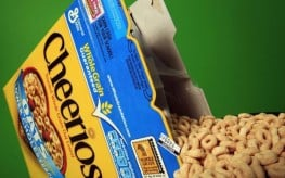 General Mills will no longer use genetically modified ingredients in its Cheerios cereal. (Mark Lennihan / Associated Press / August 19, 2009)