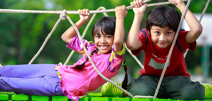 AAP: Kids are too Busy – It's Time for Doctors to Prescribe Play