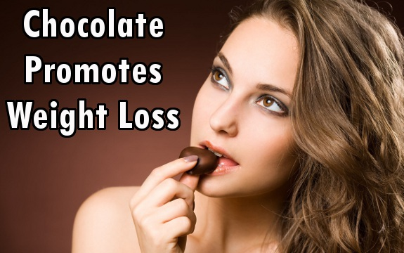 chocolate weight loss
