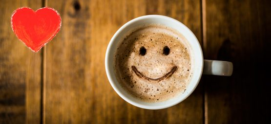 Study Suggests that a Coffee-Infused Heart is a Healthy Heart