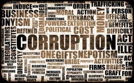 corruption words