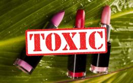 toxic lipstick