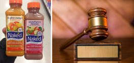 PepsiCo Sued for Allegedly Misleading Buyers of Naked Juice