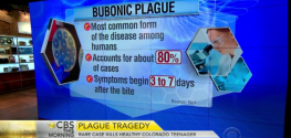 The Plague Comes Back from the Dead in Colorado