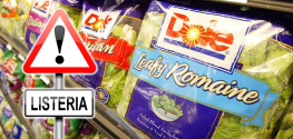 Dole Recalls Listeria-Riddled Bagged Salad After 2 Sickened, 1 Dies