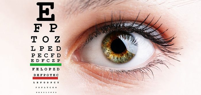 eye health, vision