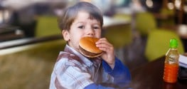 More Than 1/3 of Children Eat This Health-Hazardous Food Every Day