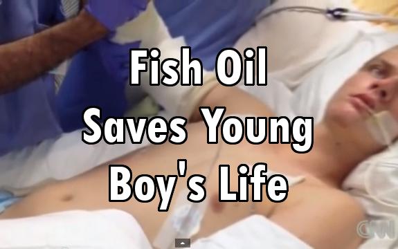 fish oil brain damage