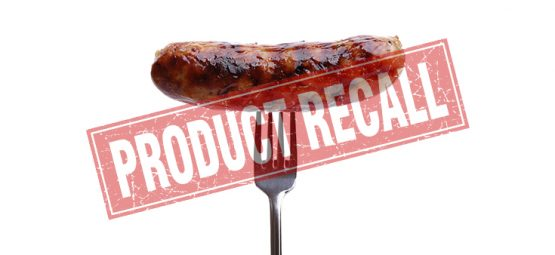 Here's This Week's List of Recalled Food, Just in Time for Christmas