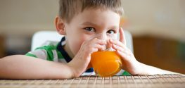 100% Fruit Juice: A Healthy Drink for Kids, or Liquid Candy?