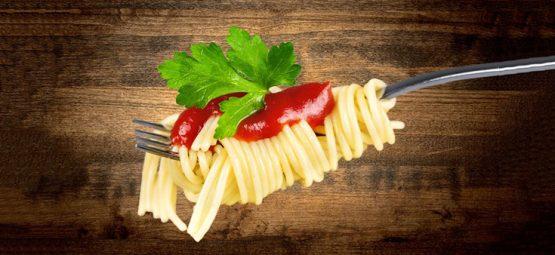pasta, carbs