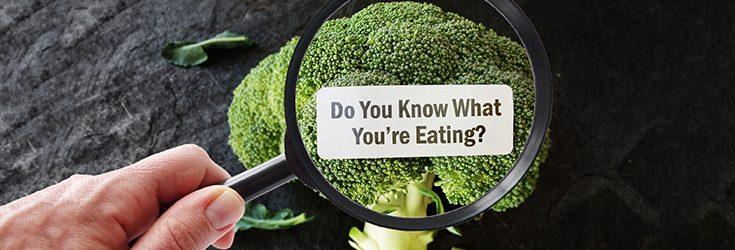 food pesticides