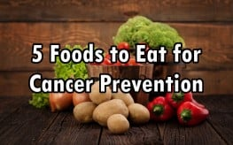foods cancer prevention