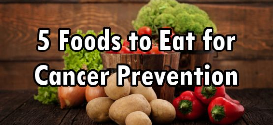 foods cancer prevention