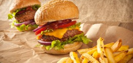 Guess How Many Calories Are in a Typical Fast Food Meal