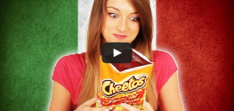 Watch: Italians Try American Snacks for the First Time