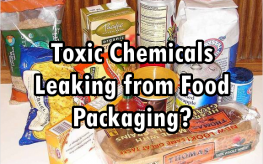 toxic food packaging