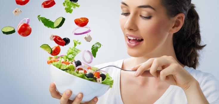 food_salad_greens_girl_735_350