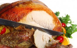 DHS Issues Turkey Frying Warning While Frying You with X-Ray Scanners on Biggest Travel Day